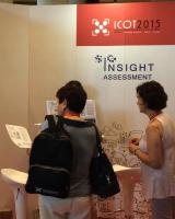 ICOT Insight Assessment booth