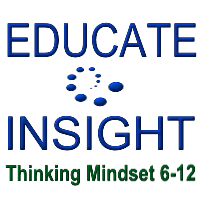 EDUCATE INSIGHT Thinking Mindset Assessments for grades 6-12