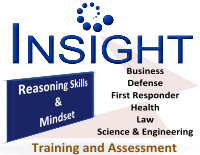Training and assessment tools to attract, train and retain employees by improving their thinking & decision-making skills