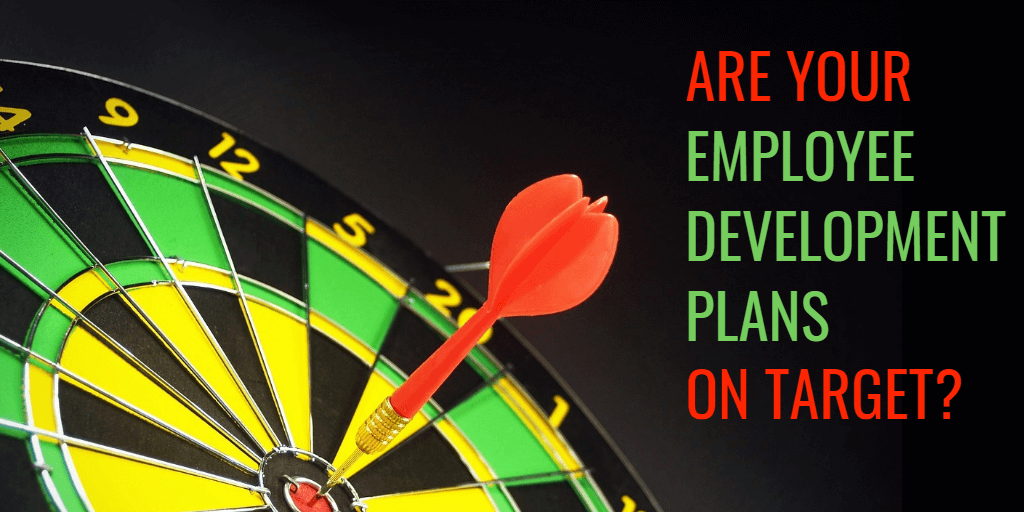 To target better employee thinking skills you need to find the right development & training program