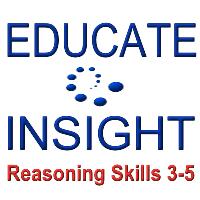 EDUCATE INSIGHT -  Assess Reasoning Skills for Grades 3-5